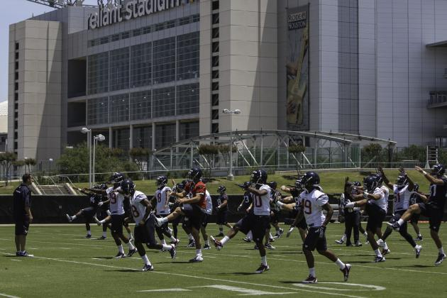 6 Things We Learned from the Houston Texans OTAs