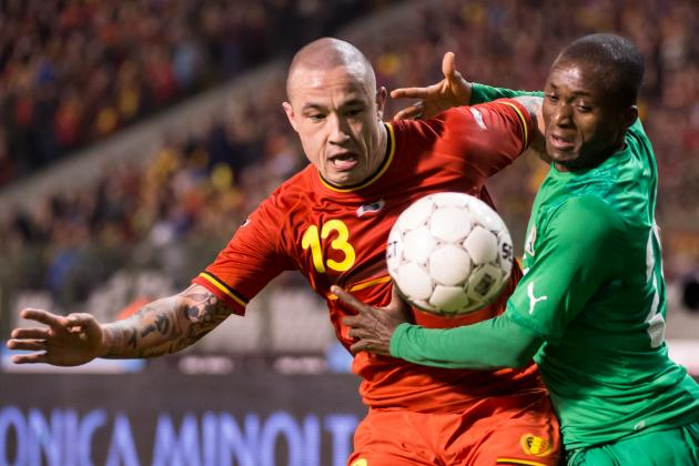 Picking the Best Belgium XI of Players Not at the World Cup