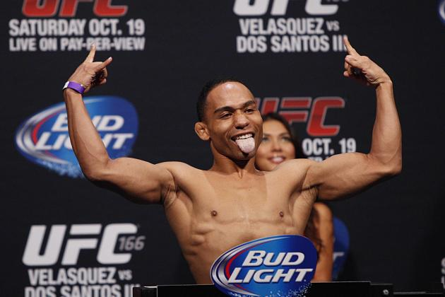 John Dodson vs. John Moraga: A Full Head-to-Toe Breakdown