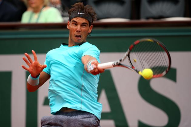 French Open 2014 Men's Semifinals: Nadal vs. Murray Preview and Prediction