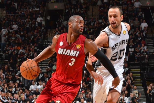 7 Factors That Will Determine 2014 NBA Finals Winner