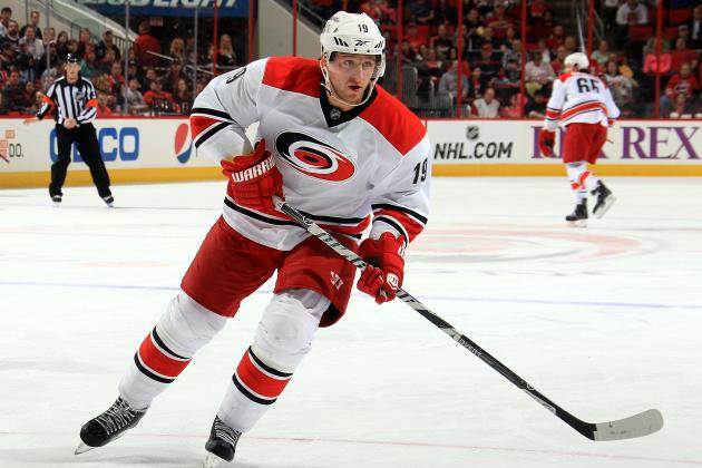 Which Restricted Free Agents Should the Carolina Hurricanes Keep This Offseason?