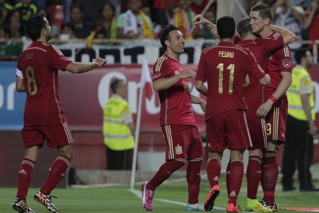 Predicting a Route to World Cup Glory for Spain
