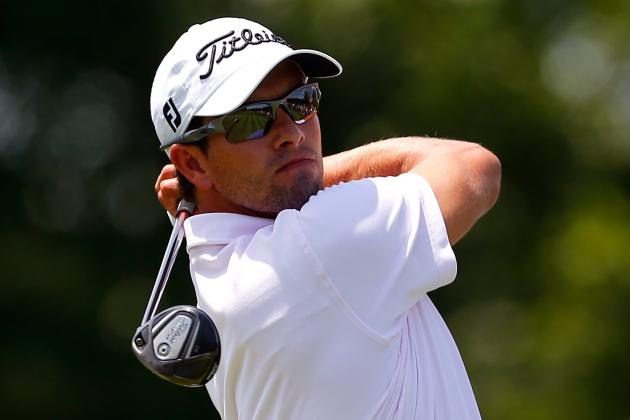 Stock Watch for Golf's Top Stars 1 Week from 2014 US Open