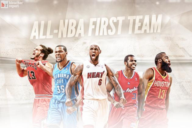 Biggest Snubs and Surprises of 2013-14 All-NBA Teams
