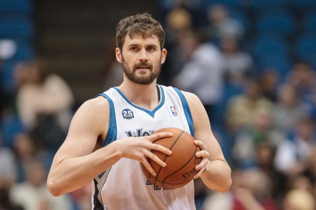 What Every Team Interested in Kevin Love Has to Offer Minnesota Timberwolves