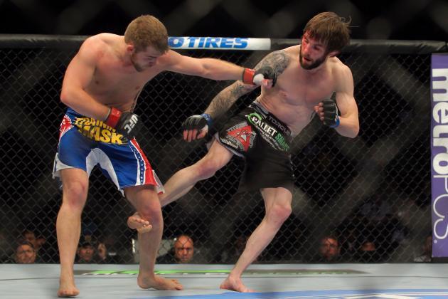 UFC Fight Night 44: Preliminary Card Predictions