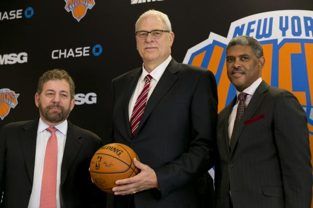 10 Biggest Issues Facing the New York Knicks This Season
