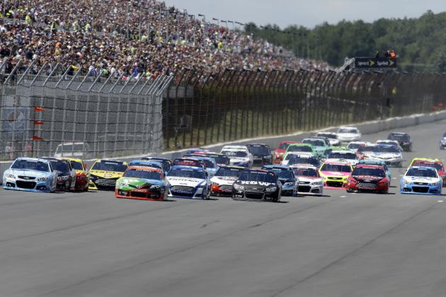 Complete Preview and Prediction for 2014 NASCAR Sprint Cup Series Pocono 400