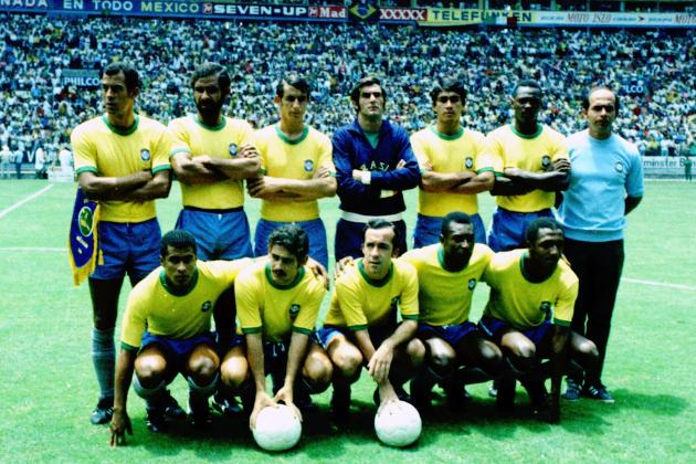 Ranking Brazil's 10 Greatest World Cup Stars of All Time