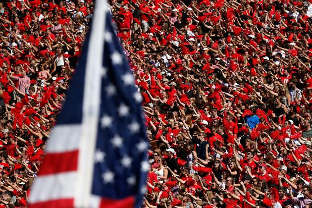 SEC Football: Power Ranking the Conference's 5 Most Intense Fan Bases