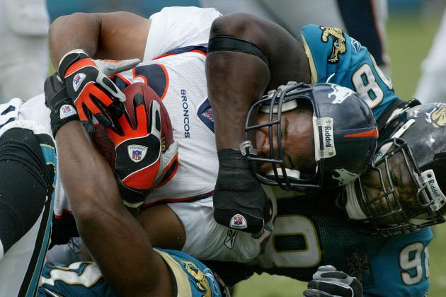 10 Greatest Players in Jacksonville Jaguars History