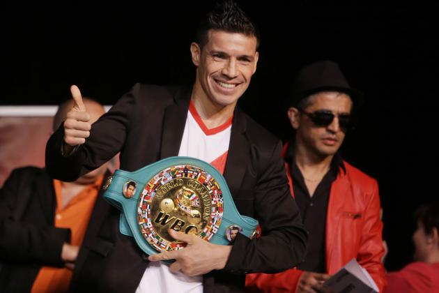 Ranking the 10 Greatest Argentine Fighters in Boxing History