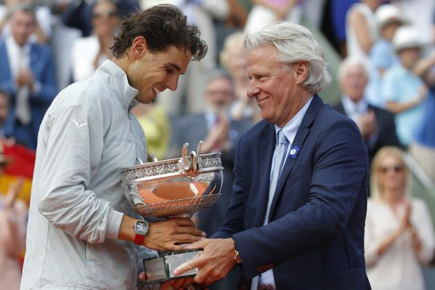 French Open 2014: Final Grades for Top Stars at Roland Garros