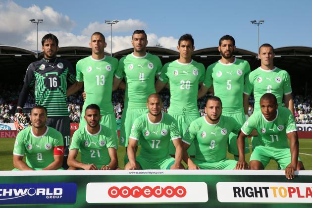 Algeria vs. Romania: 6 Things We Learned