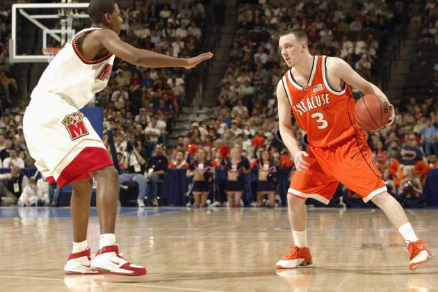 Syracuse Basketball: Ranking the 5 Best Scorers in Orange History