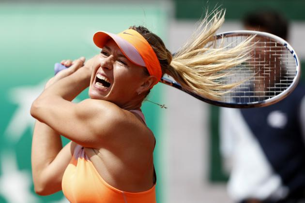 French Open 2014 Women's Final: Sharapova vs. Halep Preview and Prediction
