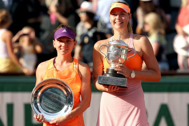 Power Ranking the Top 20 Women's Players After the 2014 French Open