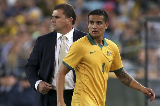 5 Things Ange Postecoglou Should Test in Australia's Friendly vs. Croatia