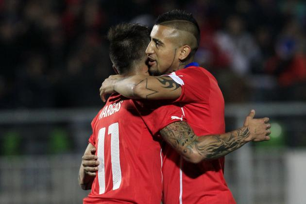 Chile vs. Northern Ireland: 6 Things We Learned