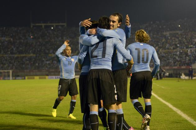 Uruguay vs. Slovenia: 6 Things We Learned