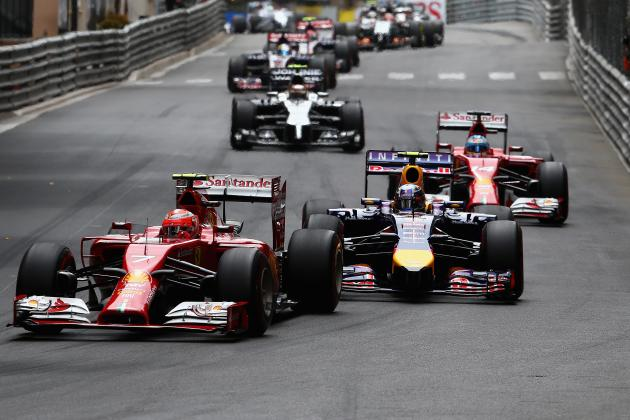 Who'll Finish Third in the 2014 Formula 1 World Title Race?