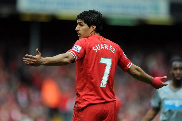 Paper Gossip: Liverpool Braced for Suarez Bid, Man Utd Move for Arda Turan Doubt