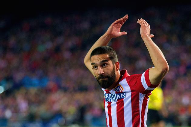 Arda Turan, Fabregas and 18 of the Most Coveted Midfielders in Europe