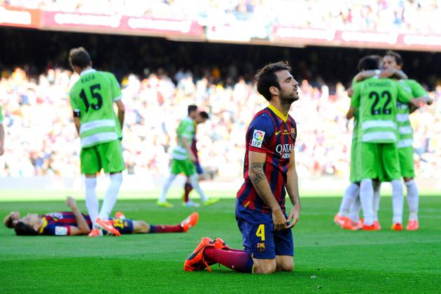 Power Ranking the Week's 20 Hottest Transfer Rumours: Cesc Fabregas to Chelsea?