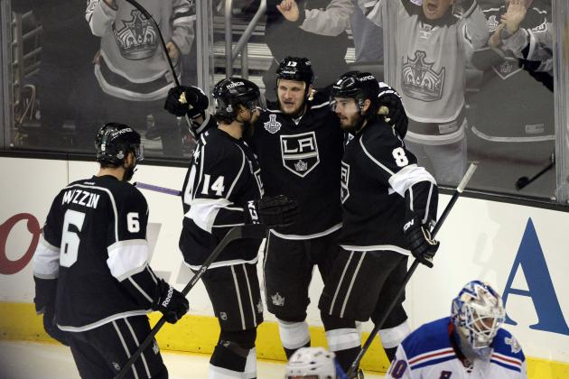 New York Rangers vs. Los Angeles Kings: Biggest Takeaways from Game 1