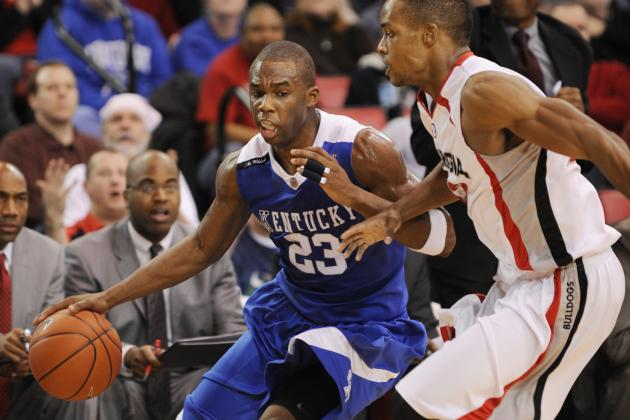 Kentucky Basketball: Ranking the 5 Best Scorers in Wildcats History