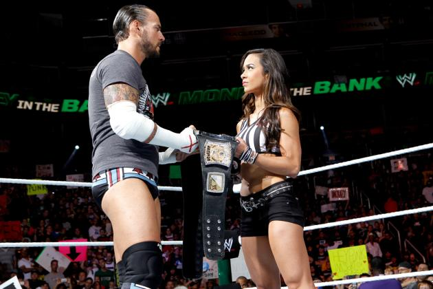 WWE Money in the Bank 2014: Greatest Title Matches in PPV's History