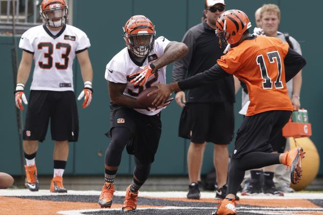 5 Biggest Takeaways from the Cincinnati Bengals' OTAs