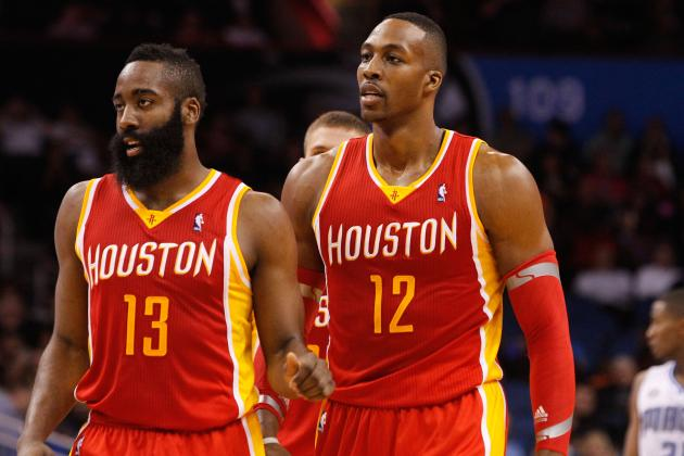 Best Stars for Houston Rockets to Pair with James Harden and Dwight Howard