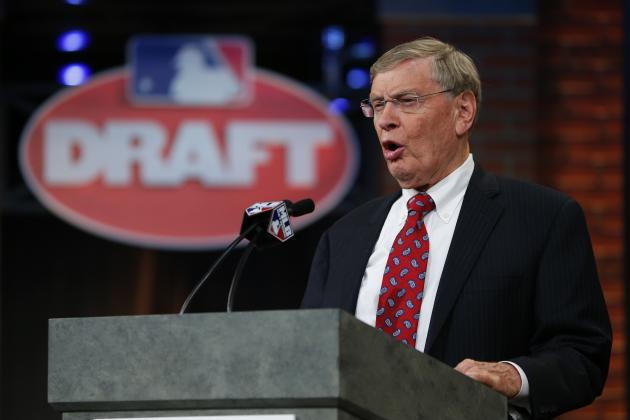 2014 MLB Draft Results: Biggest Winners and Losers of Day 1