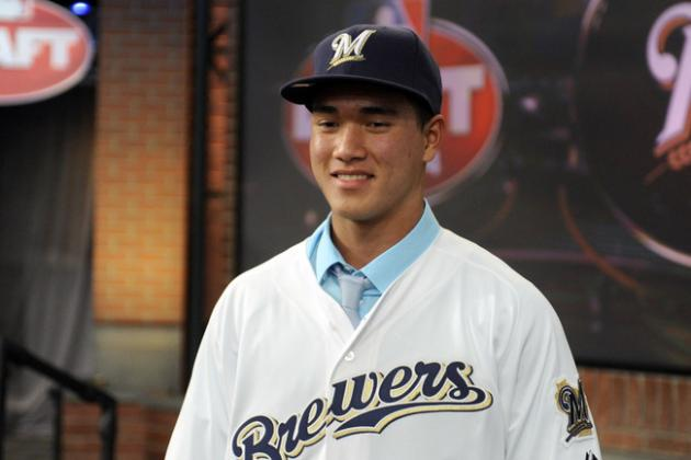 MLB Draft 2014: Ranking the 4 Potential Busts of Day 1