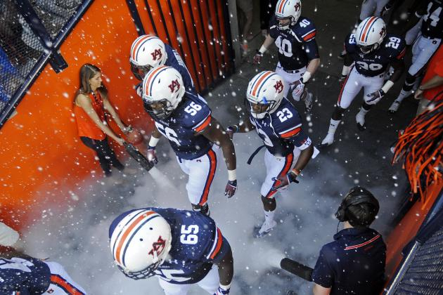 Auburn Football: 5 Power-Conference Teams the Tigers Could Play in 2016 and 2017