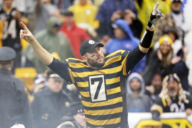 Pittsburgh Steelers' Most Likely Postseason Award Candidates for 2014 Season
