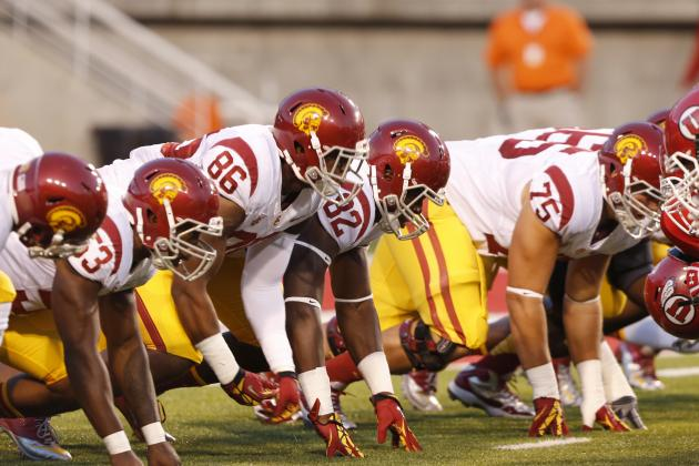 USC Football: 5 Offensive Players with the Most to Gain from Summer Workouts