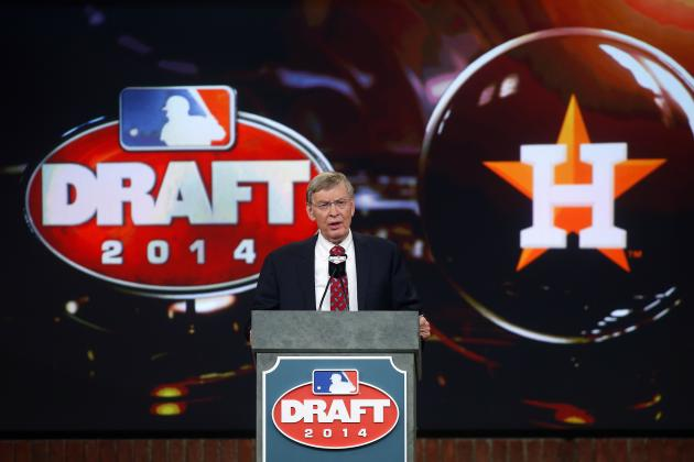 2014 MLB Draft Results: Biggest Winners and Losers of the Entire Draft