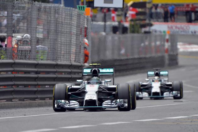 Canadian Formula 1 Grand Prix 2014: Results, Times for Practice and Qualifying