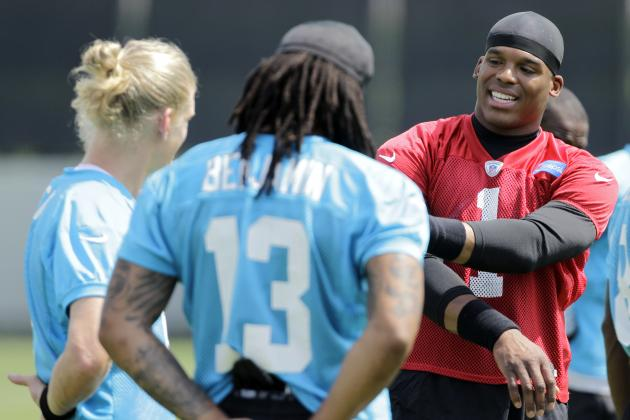 Analyzing Each Carolina Panthers Receiver Currently on the Roster