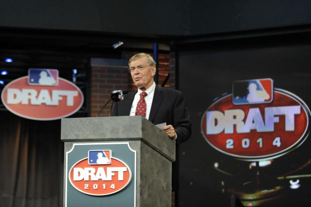 2014 MLB Draft Grades: Full Team-by-Team Report Card Through Day 2