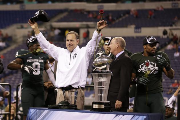 5 Most Likely Matchups for the 2014 Big Ten Championship Game