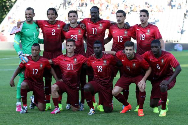 Picking the Best Portugal XI of Players Not at the World Cup