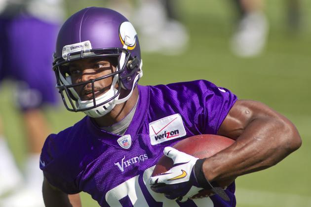 Minnesota Vikings: Full Position Breakdown, Depth-Chart Analysis at Running Back