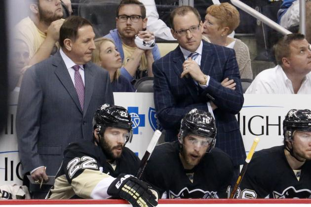 5 Candidates to Replace Dan Bylsma as Coach of the Pittsburgh Penguins