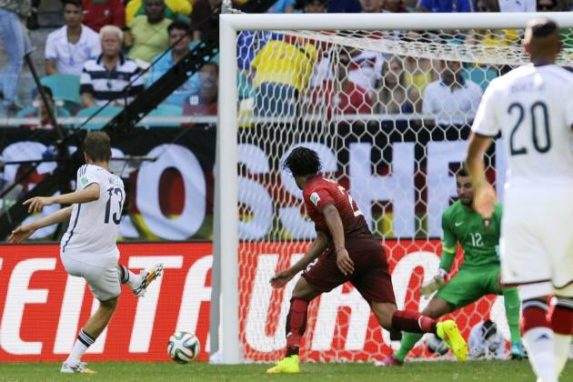 Thomas Muller and 10 Notable FIFA World Cup Hat-Tricks