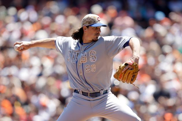 Best Fits for Jeff Samardzija, David Price and Top MLB Trade Candidates