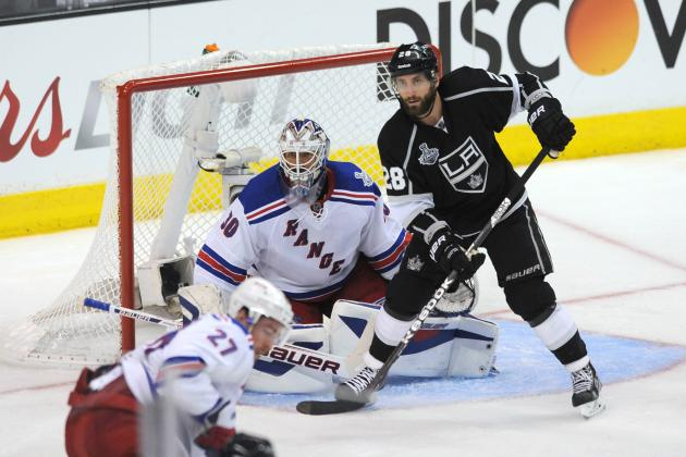 New York Rangers vs. Los Angeles Kings Game 2: Keys for Each Team